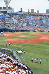 101年目の高校野球神奈川大会 開会式