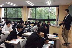 11月28日 本格的な授業開始